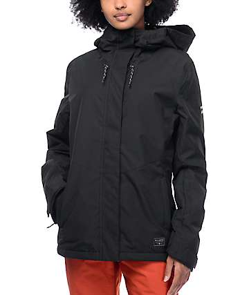 Billabong Akira Black 10k Snowboard Jacket