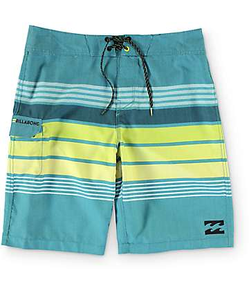 "Billabong All Day 21.5""  Board Shorts"