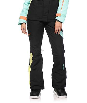 Billabong Daft Color Block 10K Snowboard Pants