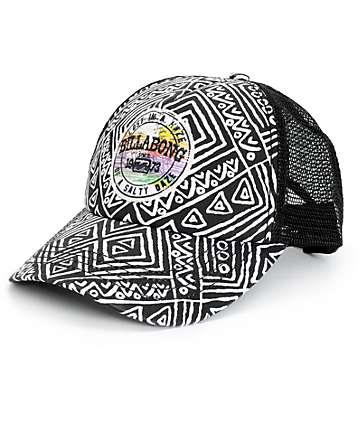 Billabong Geo Diamond Trucker Hat