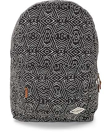 Billabong Hand Over Love Black Backpack