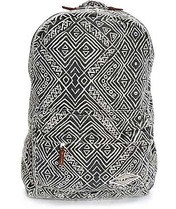 Billabong Hand Over Love Tribal Backpack