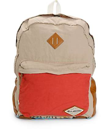 Billabong Hidden Trek Moonlight Backpack