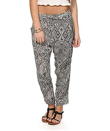 Billabong Turn It Loose Tribal Beach Pants