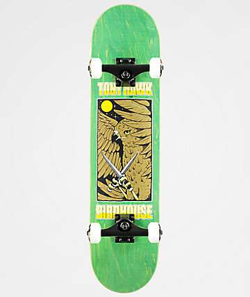 "Birdhouse Hawk Knives 7.5"" Skateboard Complete"