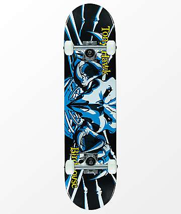 "Birdhouse Tony Hawk Falcon 3 7.75"" Skateboard Complete"