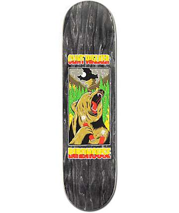 "Birdhouse Walker Bear 8.0""  Skateboard Deck"