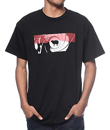 Black Sheep Apparel Co Spy Sheep Black T-Shirt