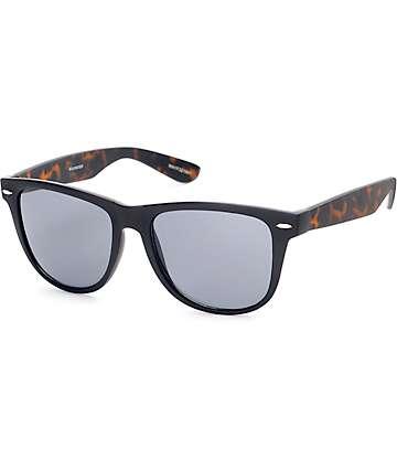 Black Tortoise Wayfarer Sunglasses