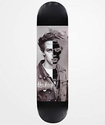 "Blackout London 1980 8.25"" Skateboard Deck"