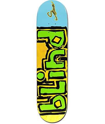 "Blind Pro Signature Sewa 7.75"" Skateboard Deck"