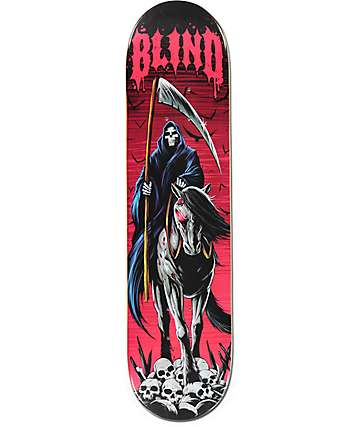 "Blind RD Iron Horse 7.75"" Skateboard Deck"