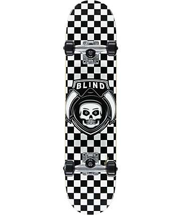 "Blind Reaper Checker 6.75"" Complete Skateboard"