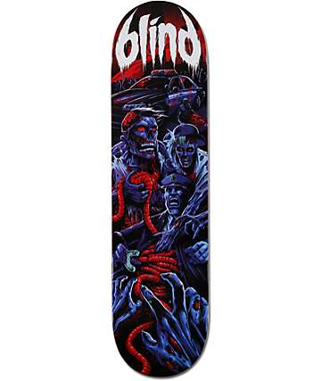 "Blind Revenge 8.0""  Skateboard Deck"
