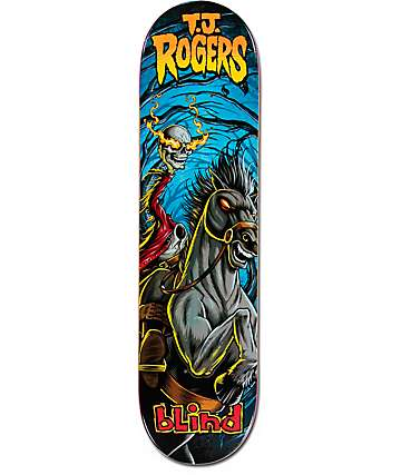 "Blind Rogers Headless Horseman 8.0"" Skateboard Deck"