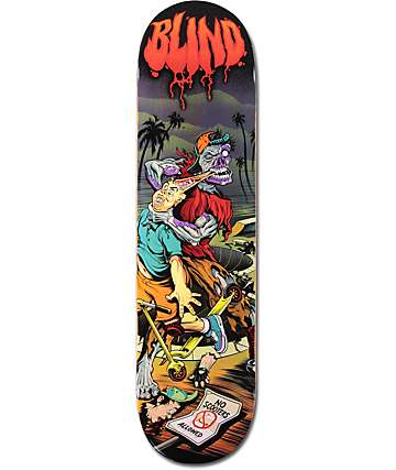 "Blind Scooter Snacks 8.0"" Skateboard Deck"
