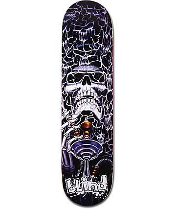 "Blind Smoker 7.75"" Skateboard Deck"
