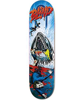 "Blind Willys Revenge 8.0""  Skateboard Deck"
