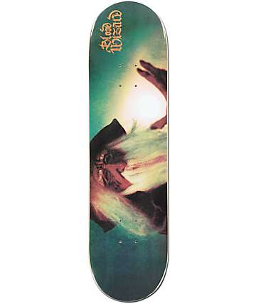 "Blood Wizard Conjuring 8.25"" Skateboard Deck"