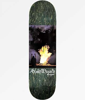 "Blood Wizard Gregson Invocation 8.5"" tabla de skate"