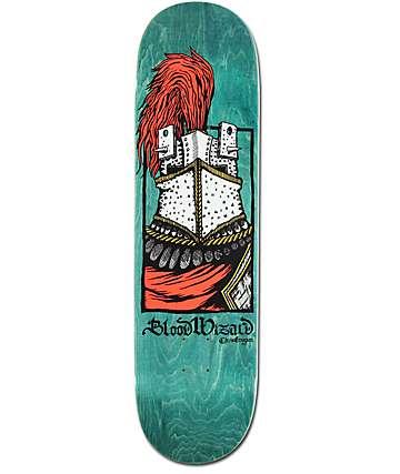 "Blood Wizard Gregson Knight 8.5"" Skateboard Deck"
