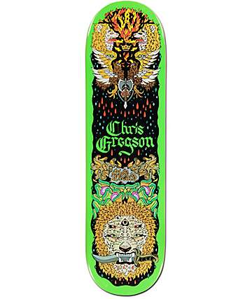 "Blood Wizard Gregson Lion 8.5"" Skateboard Deck"