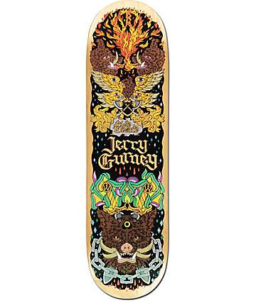 "Blood Wizard Gurney Boar 8.75"" Skateboard Deck"