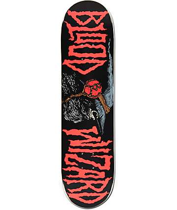 "Blood Wizard Infernal Death 8.0"" Skateboard Deck"