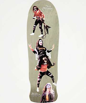 "Blood Wizard King Of The Gurney 10"" Enforcer Skateboard Deck"