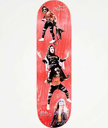 "Blood Wizard King Of The Gurney 8.75"" Skateboard Deck"