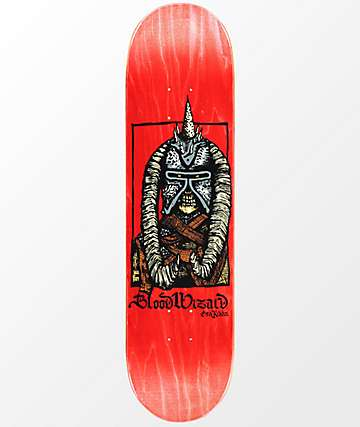 "Blood Wizard Krahn Orc 8.125"" Skateboard Deck"