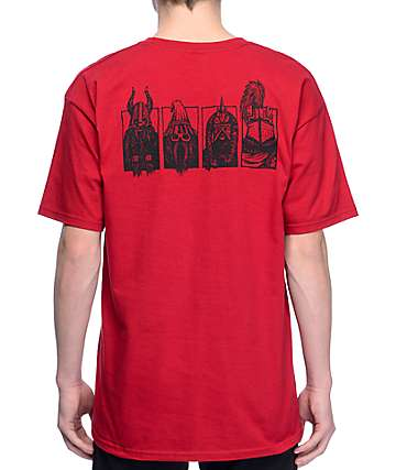 Blood Wizard Legends Blood Red T-Shirt