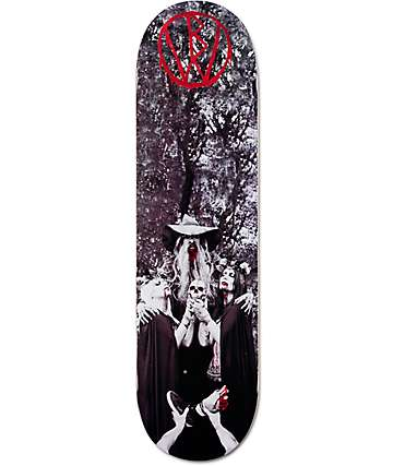 "Blood Wizard Offering 8.25"" Skateboard Deck"