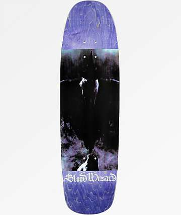 "Blood Wizard Perfect Possession 8.88"" Skateboard Deck"