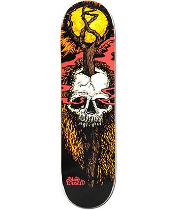 "Blood Wizard WSOD Color 8.25"" Skateboard Deck"