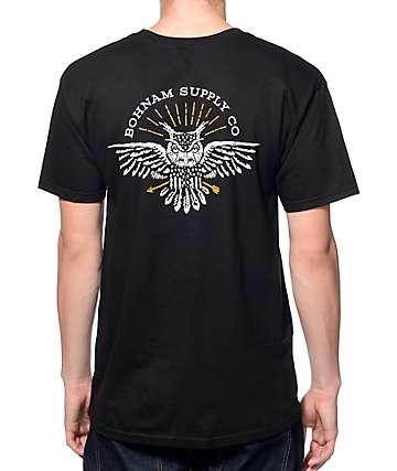 Bohnam Emory Black T-Shirt
