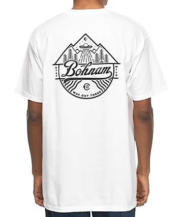 Bohnam Encounter White T-Shirt