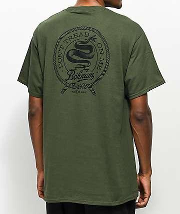 Bohnam Larkin Olive T-Shirt