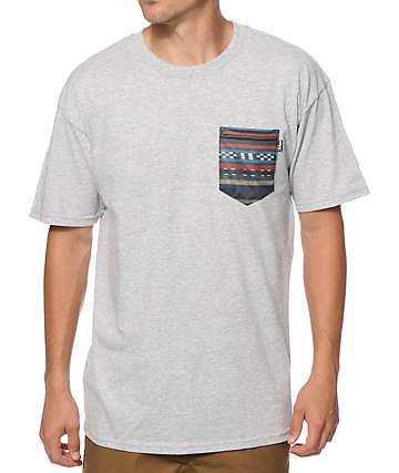 Bohnam Okaton Pocket T-Shirt