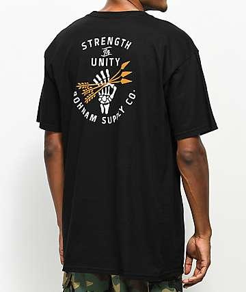 Bohnam Prosper Black T-Shirt