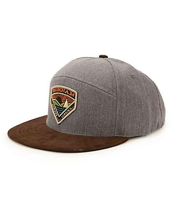 Bohnam Seek 6 Panel Hat