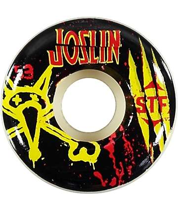 Bones Joslin Ex-Men STF V2 53mm Skateboard Wheels
