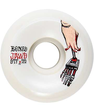 Bones STF Pro Homoki Bionic 55mm Skateboard Wheels