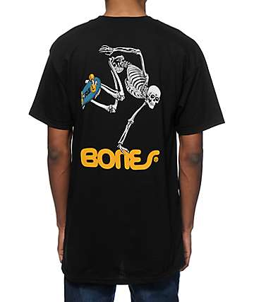 Bones Skate Skeleton T-Shirt