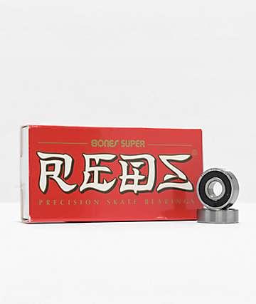 Bones Super Reds Rodamientos para Skateboard