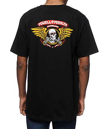 Bones Winged Ripper T-Shirt