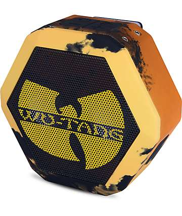 Boombotix Rex Wu-Tang Edition A Better Tomorrow Version 2 Bluetooth Speaker