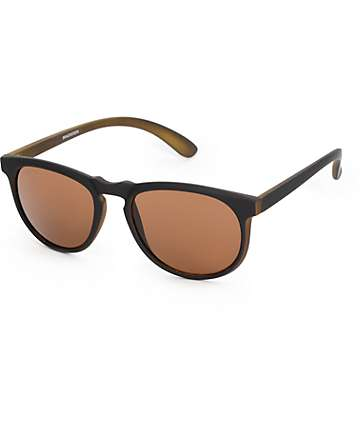 Brady Classic Rubberized Sunglasses