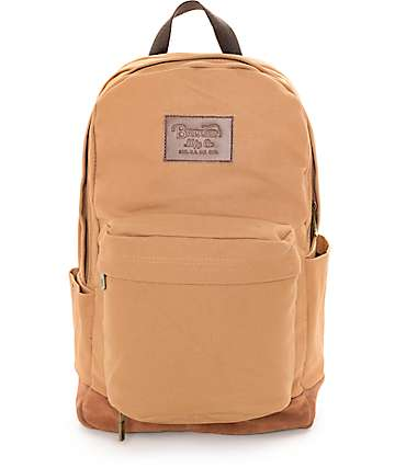 Brixton Basin Copper 25L Backpack