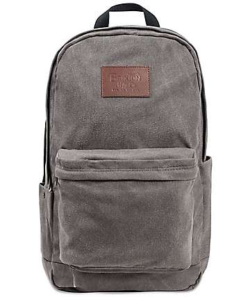 Brixton Basin Grey 25L Backpack